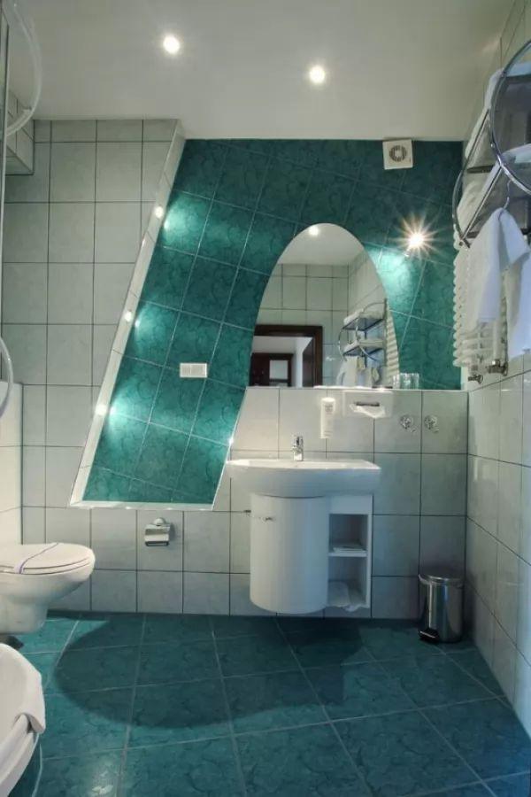 b2fbc331b أفكار وأشكال موديلات سيراميك حمامات مودرن بالصور - سحر الكون