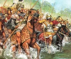 تاريخ الإمبراطورية الفارسية منذ بدايتها حتى سقوها