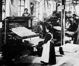 متى وكيف بدأت الثورة الصناعية في أوروبا ؟