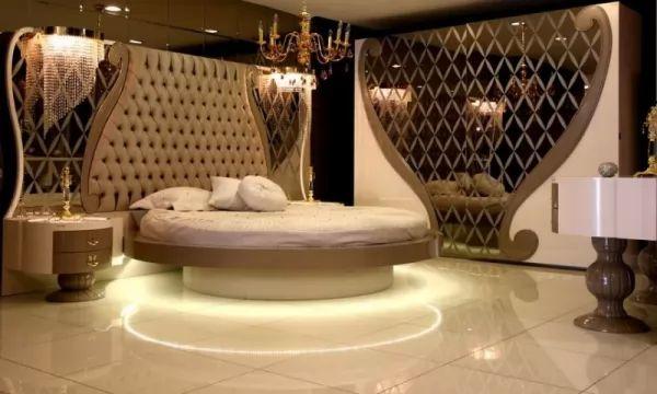 f39c83d0f أحدث موديلات غرف نوم تركية مودرن ذات تصميم وألوان مميزة بالصور - سحر ...