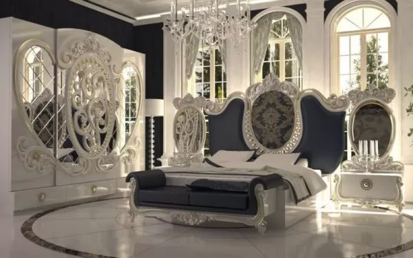 cac9191e4 أحدث موديلات غرف نوم تركية مودرن ذات تصميم وألوان مميزة بالصور - سحر ...