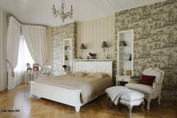أرقي تصاميم غرف النوم الكلاسيك