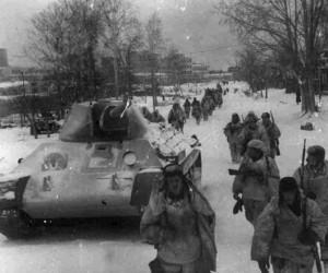 تاريخ معركة موسكو في الحرب العالمية الثانية
