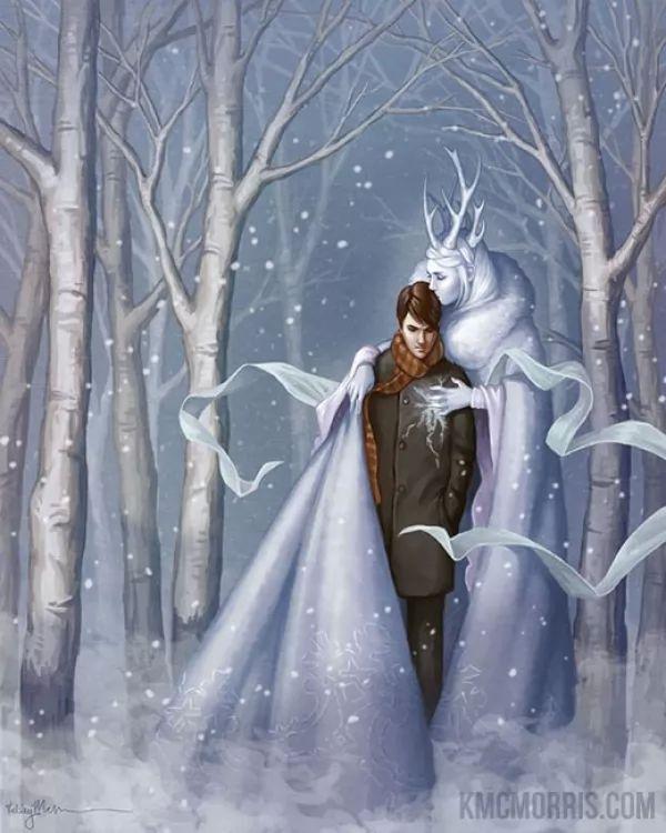 ملكة الثلج