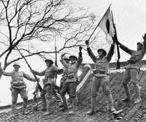 نظرة على تاريخ الحرب اليابانية الصينية