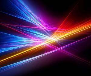 كيف تم إكتشاف الأشعة فوق البنفسجية ؟