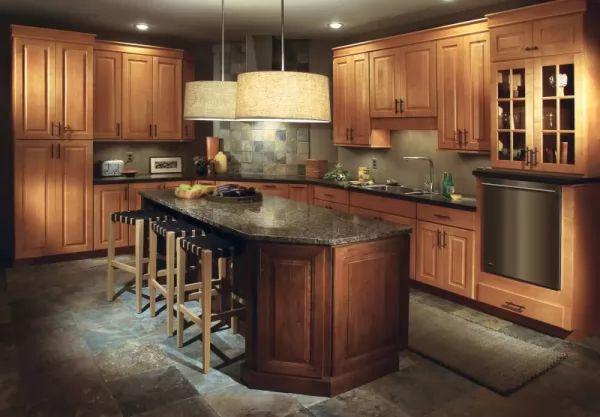 تصاميم من دواليب المطبخ العصرية بالصور