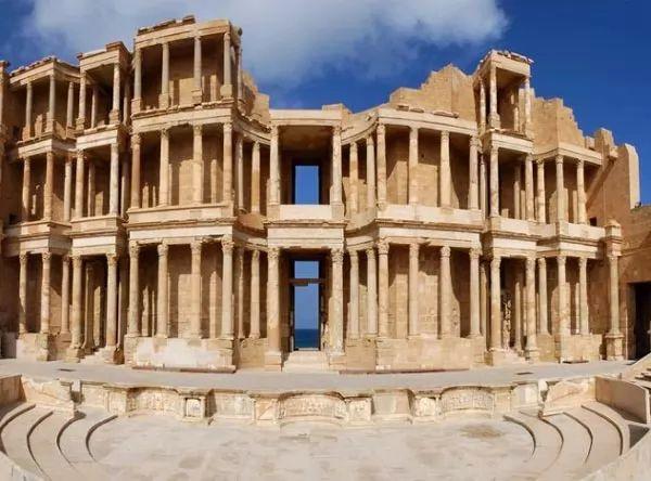 من المدن الضائعة الأسطورية التي تم العثور عليها بالصور