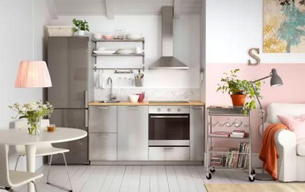 كيفية تنظيم المطابخ الصغيرة فى خطوات بسيطة ؟