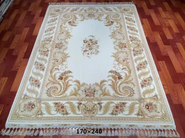 أشكال رائعة السجاد الحرير الفاخر