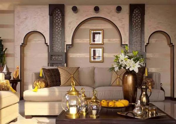 ديكورات عربية فريدة نوعها