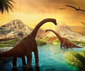 يمكن أن يخبرنا الهيكل العظمي الأبيض الخاص بالديناصورات داينونيكس البالغة من العمر مائة مليون عام الكثير عن ما أكله هذا الديناصور، وكيف تركض في ...