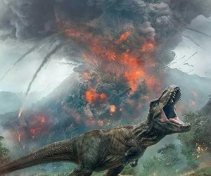 قبل خمسة وستين مليون عام، كان هناك الكثير من الديناصورات، ولكن كان هناك نيزكا محطما في شبه جزيرة يوكاتان في المكسيك، وقد ألقى بسحب غزيرة من الرماد ...