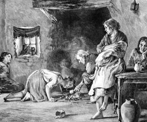 تاريخ مجاعة البطاطس الأيرلندية أو الجوع العظيم