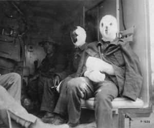 10 حقائق مرعبة عن الحرب الكيميائية في الحرب العالمية الأولى