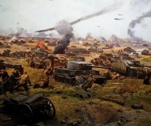 ماذا تعرف عن معركة كورسك ؟